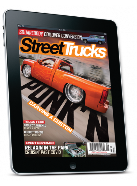 Street Trucks August 2021 Digital