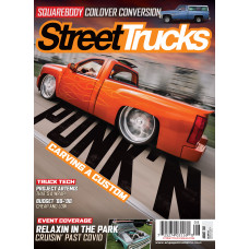 Street Trucks Print Subscription