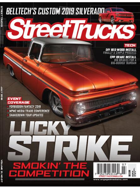 Street Trucks July 2019