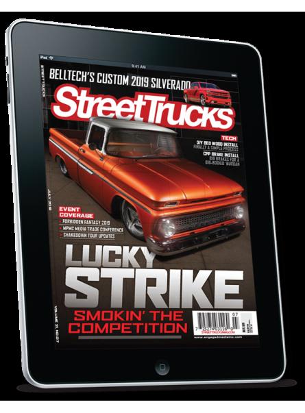 Street Trucks July 2019 Digital