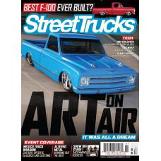 Street Trucks July 2021