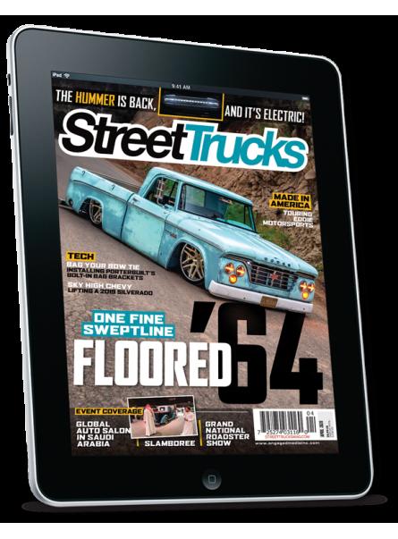 Street Trucks April 2020 Digital
