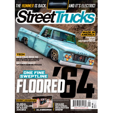 Street Trucks Print Subscription