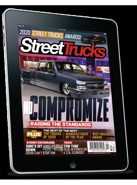 Street Trucks April 2021 Digital