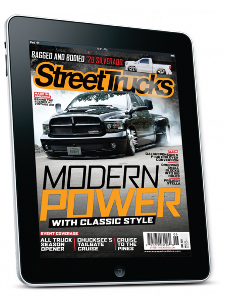 Street Trucks June 2020 Digital