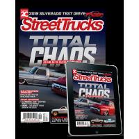 Street Trucks Combo Subscription