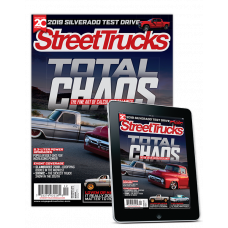 Street Trucks Combo Subscription