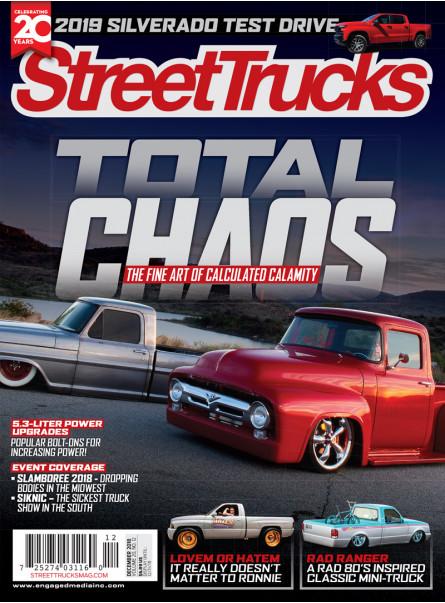 Street Trucks December 2018