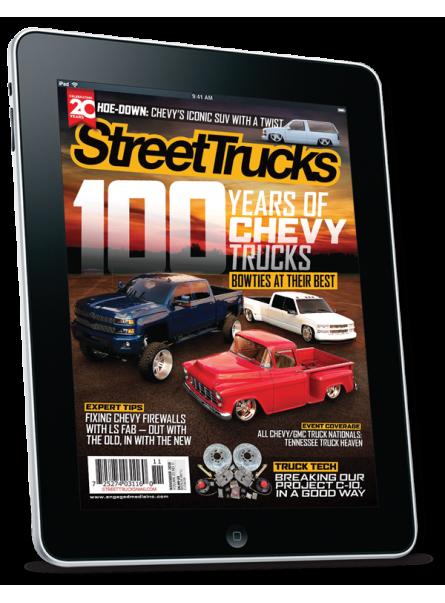 Street Trucks November 2018 Digital