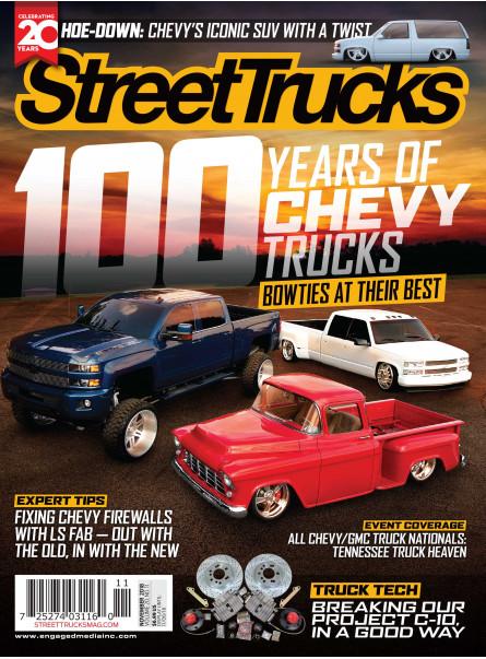 Street Trucks November 2018