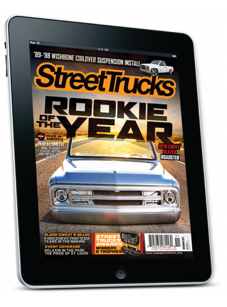 Street Trucks November 2019 Digital