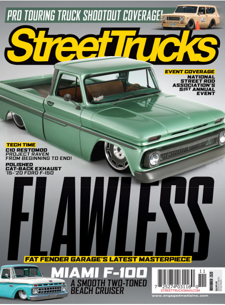 Street Trucks Print Subscription Offer