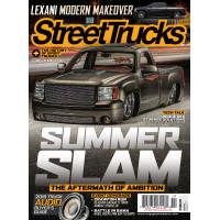 Street Trucks October 2019