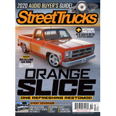 Street Trucks October 2020