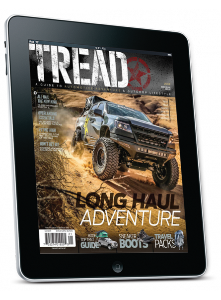 Tread May/June 2018 Digital