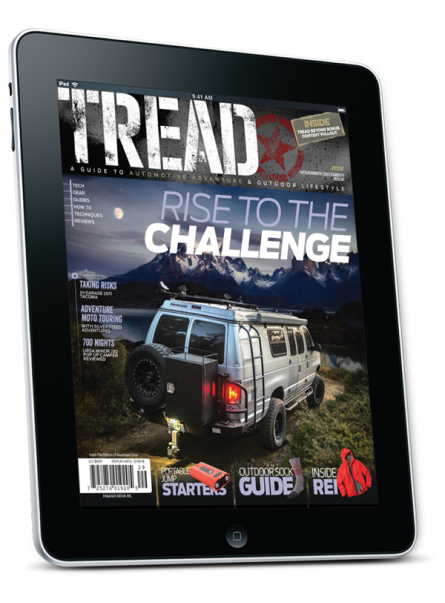 Tread November/December 2018 Digital