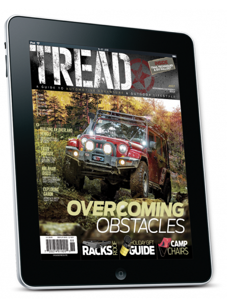 Tread November/December 2017 Digital