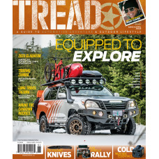 Tread Magazine Single Issues