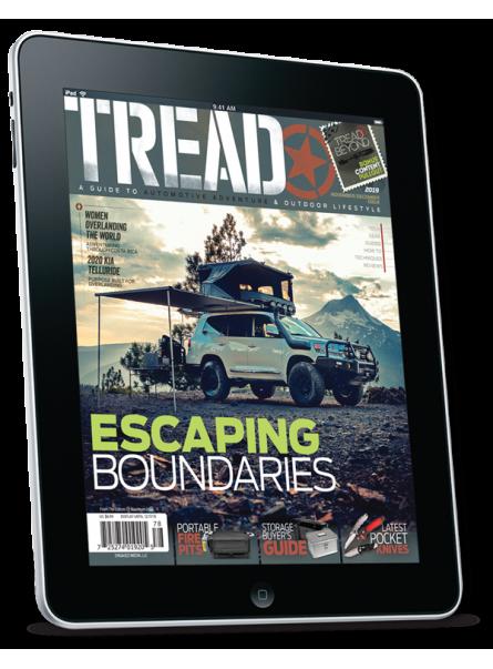 Tread November/December 2019 Digital