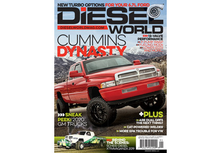 Diesel World Special Offer