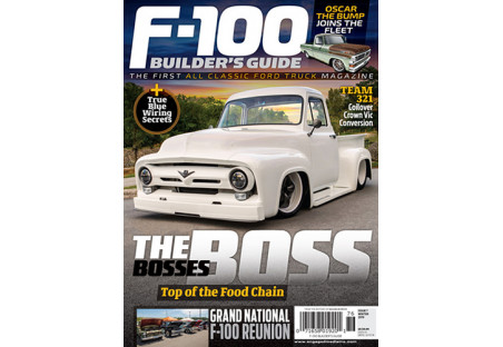 F100 Builders Guide Special Offer