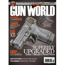 Gun World May 2016