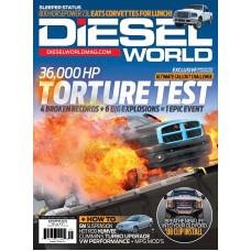 Diesel World September 2016