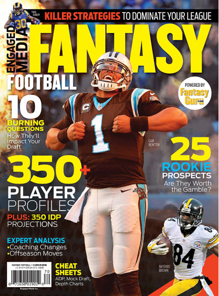 Fantasy Football FF Summer July 2016