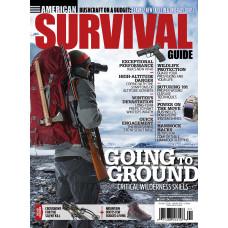 American Survival Guide Jan 2016