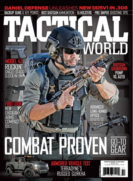 Tactical World winter 2015