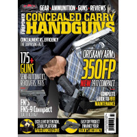 Conceal Carry Handguns Winter/Spring 2016