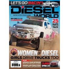 Diesel World MAY 2016