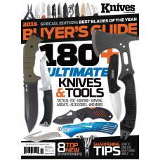 Knives Buyer's Guide Jan/Feb 2016