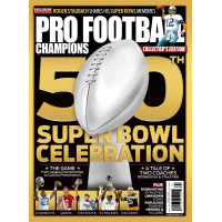 Super Bowl 50th Commemorative Winter 2015