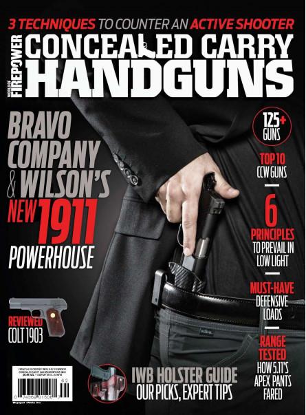 Conceal Carry Handguns Spring 2016