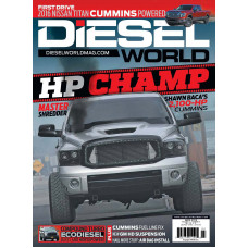 Diesel World APRIL 2016
