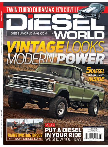 Diesel World July 2016
