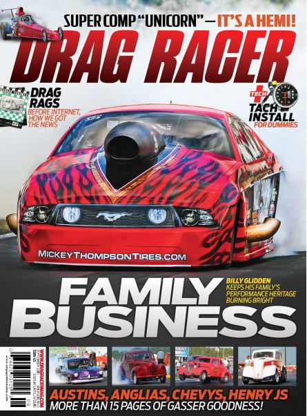 Drag Racer Sep 2015