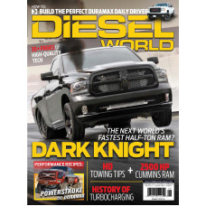 Diesel World Sep 2015