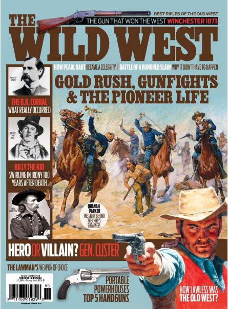 Wild West Fall/Winter 2015