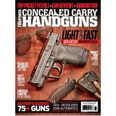 Conceal Carry Handguns Summer 2016