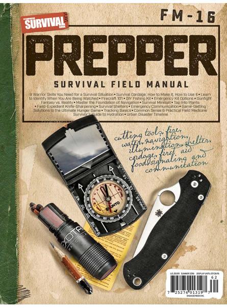 American Survival Guide Prepper 2016