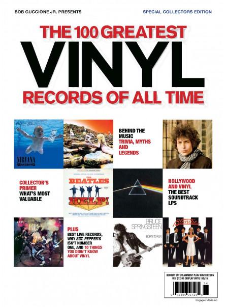 100 Greatest Vinyl Records Winter