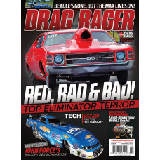 Drag Racer September 2016