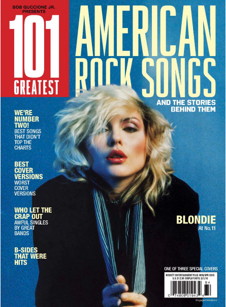 100 Greatest Songs Winter/Spring 2015