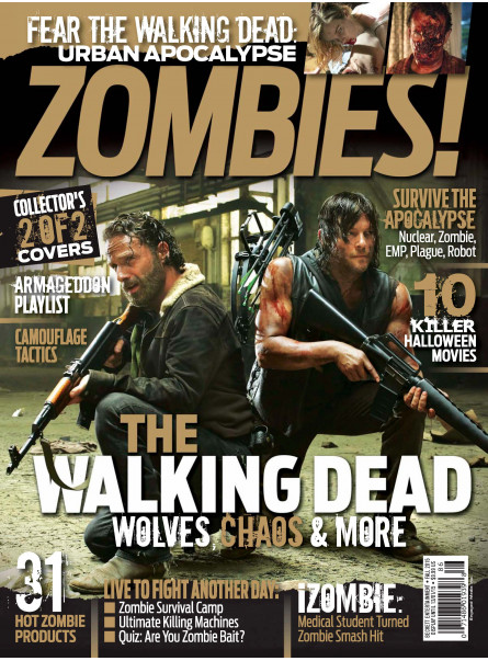 Zombies 2 Fall 2015