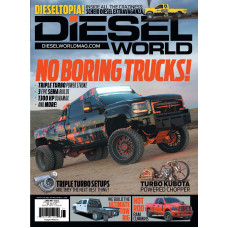 Diesel World January 2017