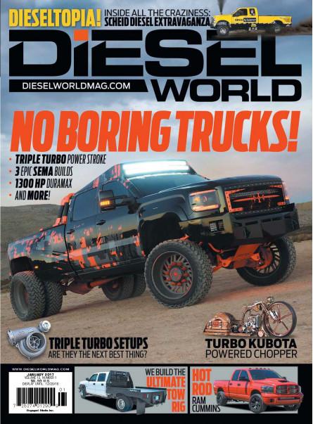 Diesel World January 2017
