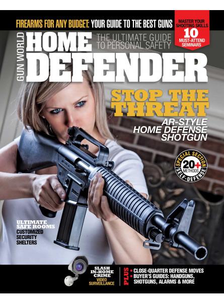 Home Defender Summer #1 - 2013