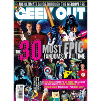 50 Greatest Geek Fandoms Winter/Spr 2015